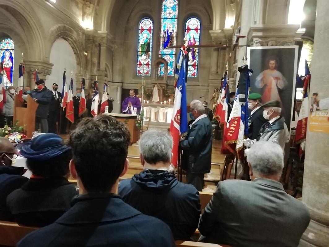 Obsèques Président J.M BONVALLET